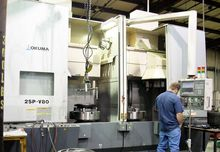 Used 2008 Okuma 2SP-