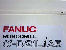 2013 Fanuc Alpha-D21LiA5 27454