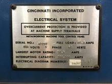 1991 Cincinnati 90 AF x 6' 2711