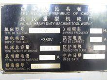 2009 Wuhan TK6916B/80x300 26954