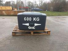 Sonstige GMC Frontgewicht 600 k