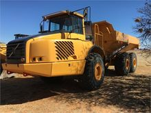 2008 VOLVO A35D
