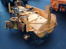 Anbaukehrmaschine hydr Antrieb