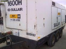 2007 Sullair 1600HAFDTQ Compres