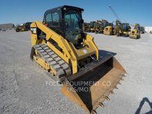 2014 Caterpillar 279DSTD2CA Ski