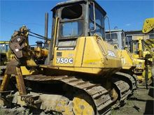 Used 2004 DEERE 750C