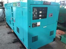 Used DENYO DCA150SPM