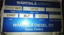 1997 WARTSILA 16V22MDD