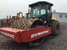 2013 DYNAPAC CA610PD