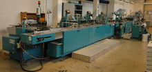 Buhrs foil- poly wrapping machi