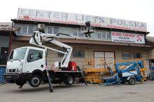 2015 Nissan Cabstar Truck Lift