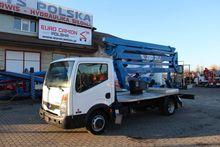 2012 Nissan Cabstar Work Platfo