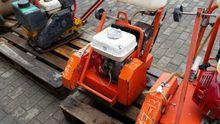 2010 GOLZ FS125 saw asphalt saw