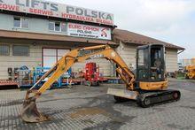 2008 Crawler mini excavator wit