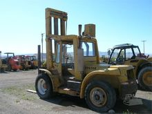 Used HYSTER H165E in