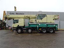 2011 Scania P 400 8x4 Liebherr
