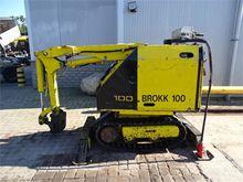 Used 2000 Brokk 100