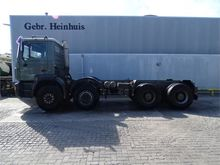 1997 MAN OAF 41.403 8x4 Chassis