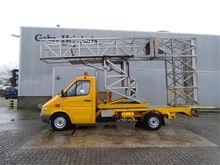 2001 Scania 124G 420 8x2 Barin
