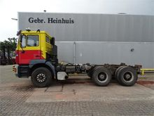 1999 Steyr 33.403 6x4 Chassis C