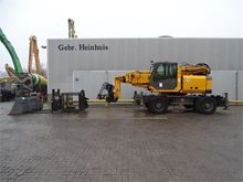 2007 Sennebogen 608 MH Winch Ba