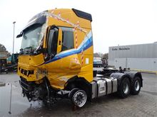 2014 Volvo FH 13 540 6x4 Euro 6