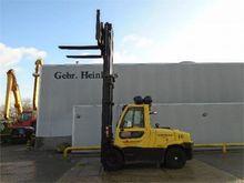 2010 Hyster H 8.0 FTG LPG 91
