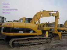 2009 Caterpillar 320C Track exc