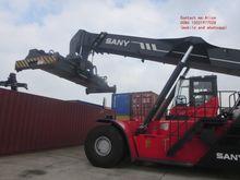 2010 Sany SRSC45C30 Reach Stack