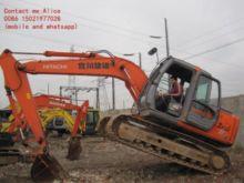 2010 Hitachi ZX120 Track excava