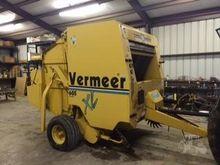 Used VERMEER 605XL i