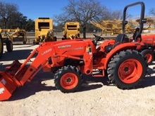 Used Kubota L2501 Tractor for sale | Machinio