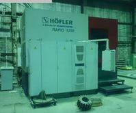 2014 HOEFLER Rapid 1250 CNC