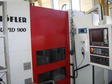 2006 HOEFLER Rapid 900 CNC
