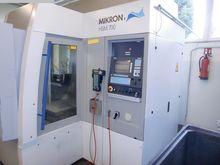 2002 MIKRON HSM 700