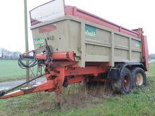 2003 LeBoulch manure spreader