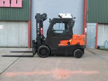 Used 2008 HYSTER S8.