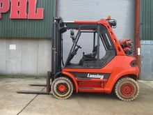 Used 2001 LINDE H70T