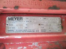 Used 2001 MEYER 3-01