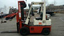 Nissan Forklift PH01-908654