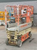 JLG Electric Scissor Lift