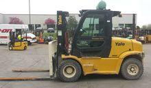 2009 Yale GLP135VX Forklift