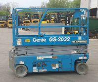 2012 Genie GS2032 Scissors Lift