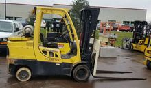 2009 Hyster S120FT Lift Truck