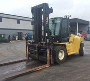 2014 Yale GDP360EC Forklift