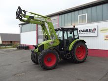 Used Claas Axos 340