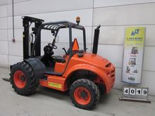 Used AUSA CH250X4 in