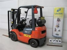 Used TOYOTA 42-7FGF1