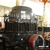 Rock stone cone crusher with si
