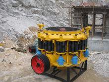 Combined stone crusher